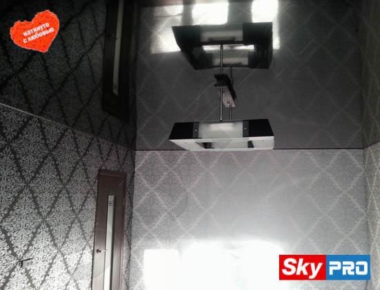 Профессиональный монтаж натяжных потолков от skypro